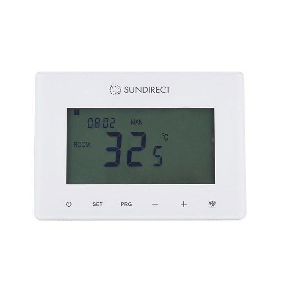 Smart1.0 Bezvadu termostats ar tālvadības pulti