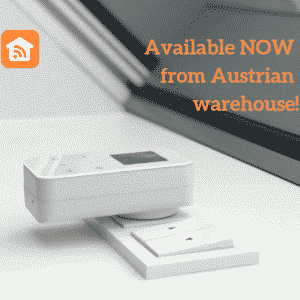 Smart Plug bezvadu termostats ar Wi-fi